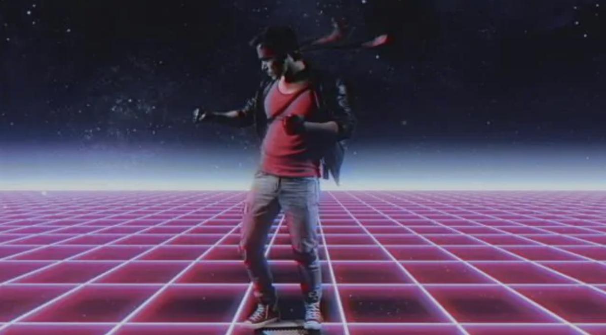 Kung fury e gli anni 80