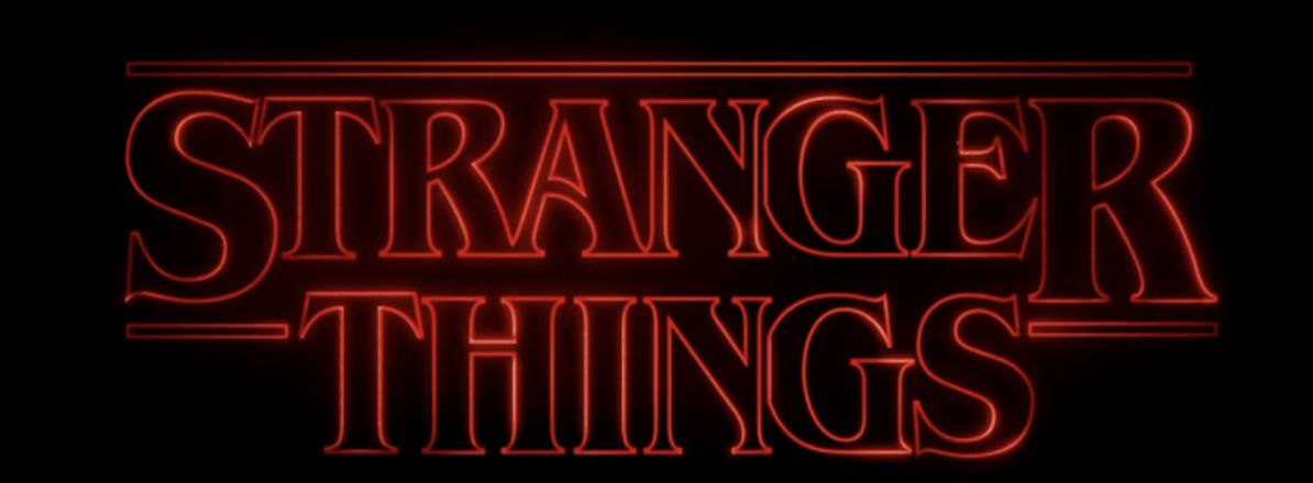 80 nostalgia : Stranger Things