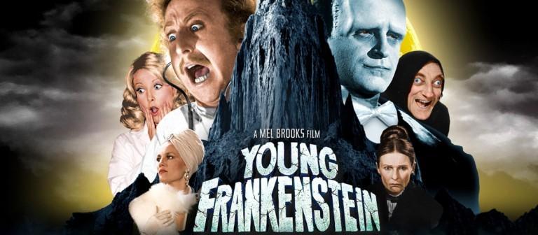 Frankenstein Junior: un affresco umoristico e hauntologico.